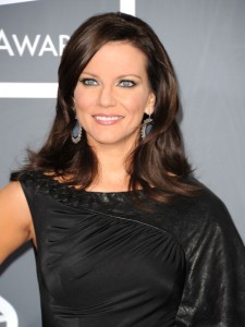 Martina McBride - The 53rd Annual GRAMMY Awards - Arrivals